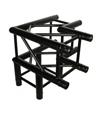 DT 34/2-C30-LD black RAL 9005 matt